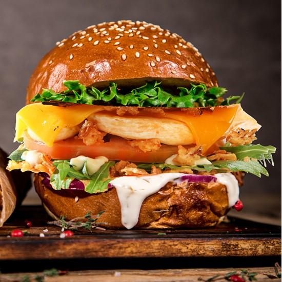 Dubliner ( Chicken Burger )