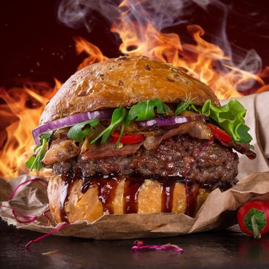 New Yorker Burger
