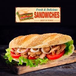 Vegetar Sandwich