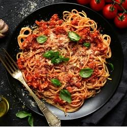 Klassisk Spaghetti Bolognese
